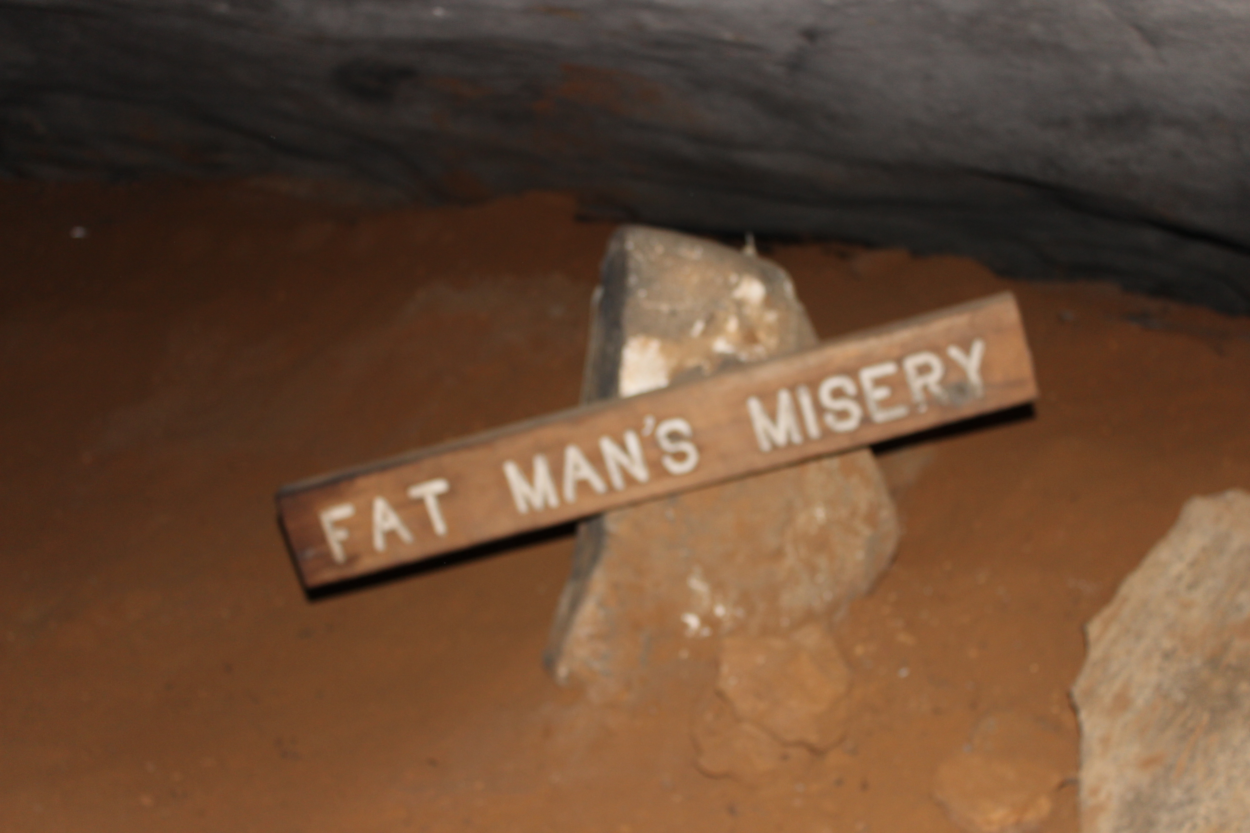 Man Cave Nicknames : Caving in the hamster and highway