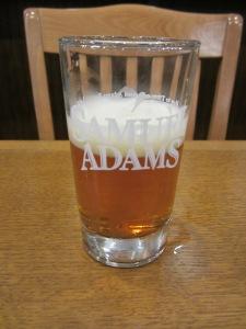 New Samuel Adams Beer