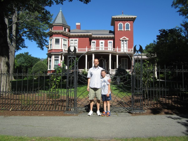 Stephen King's house, Bangor