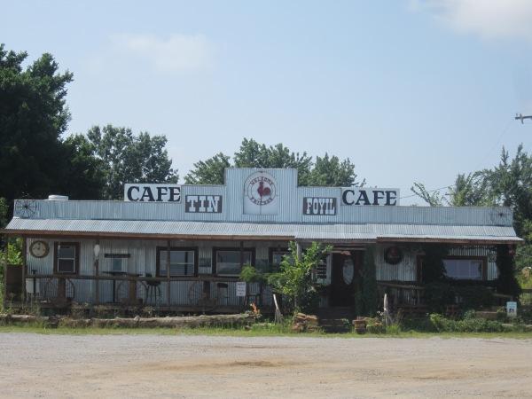 Tin Foyil Diner