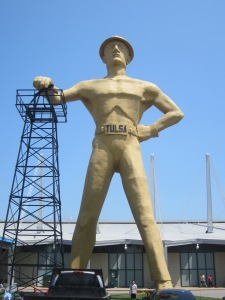 Tulsa Golden Driller