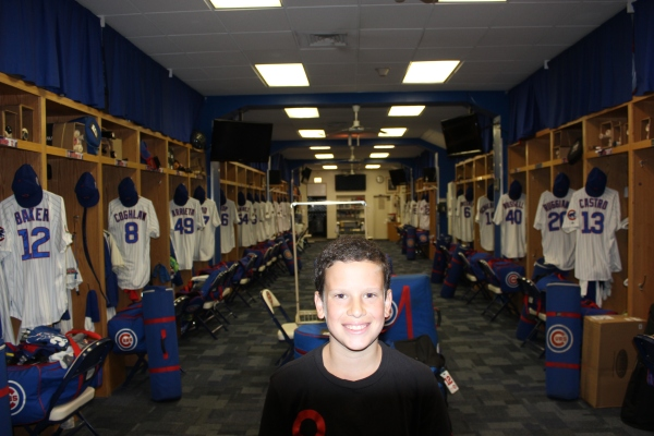 The Cubs' Clubhouse