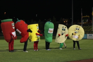 Taco race