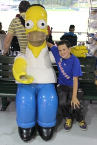 The Hamster and the Homer