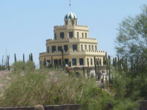 Torvea Castle