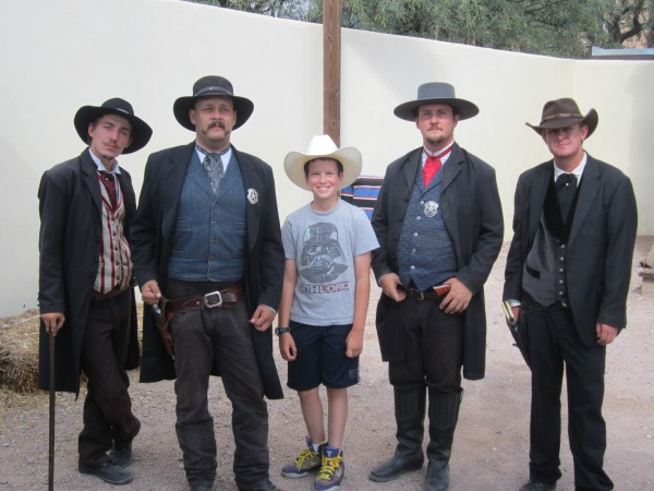 Wyatt Earp and Doc Holliday