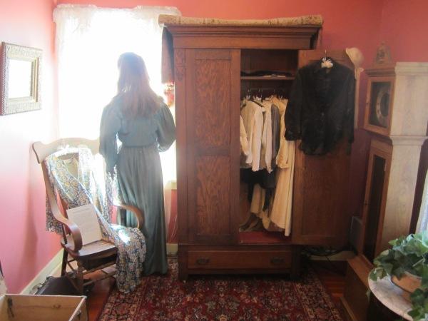 Doc Holliday's room