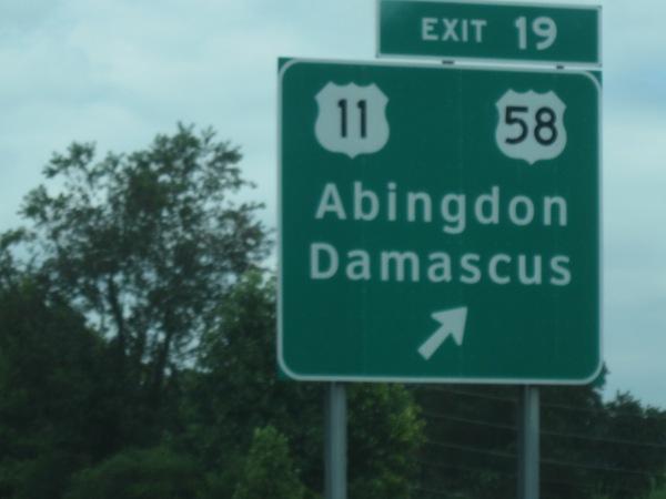 Damascus, Virginia