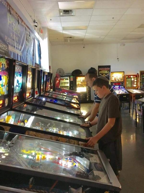 Las Vegas pinball museum