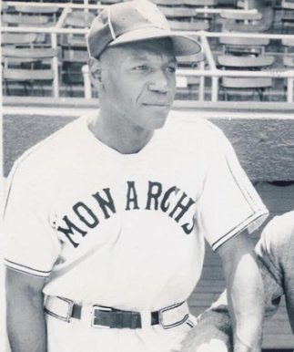 Buck spent most of his career with the Kansas City Monarchs.
