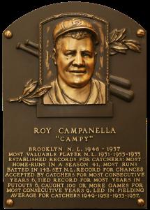 Roy Campanella HOF